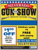 Silverado Gun Show specials