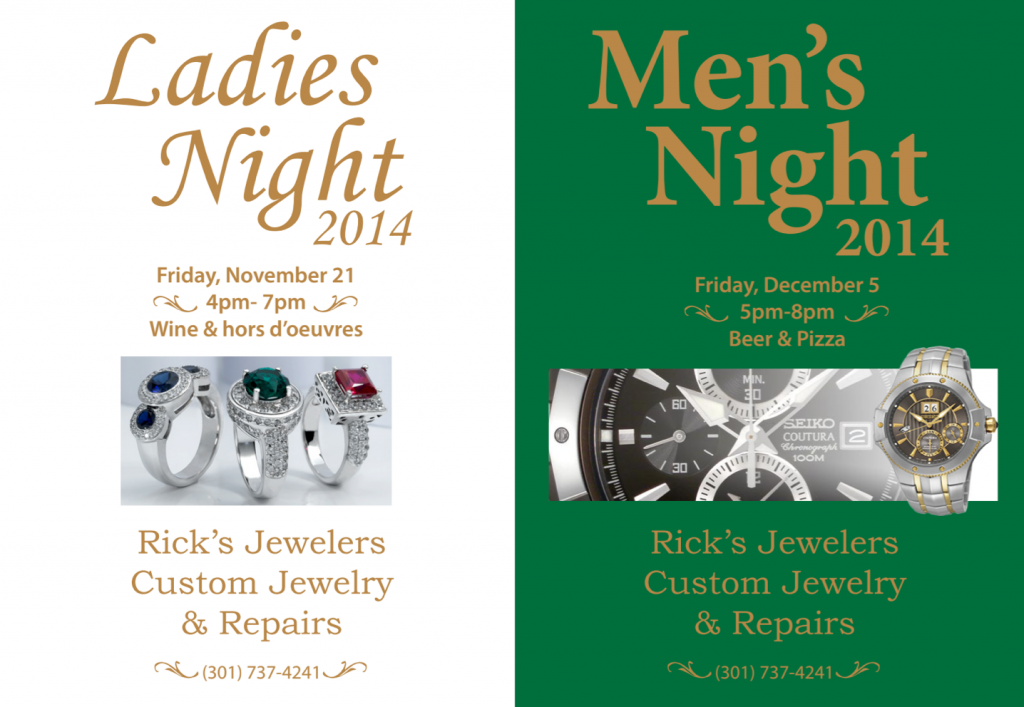 Christmas Jewelry Event For Men And Women Welcome To Southern