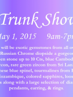 jewelry trunk show in California MD