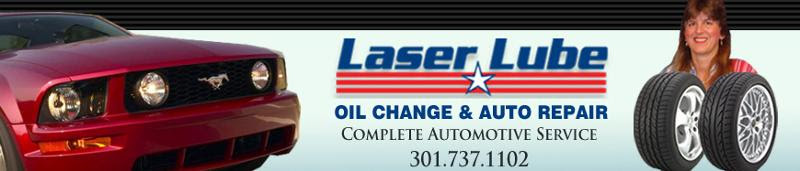 LASER LUBE AUTO REPAIR Southern MD
