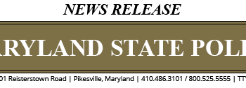 Maryland state police NEWS_BANNER